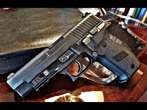 Sig Sauer P226 MK 25 Range Review