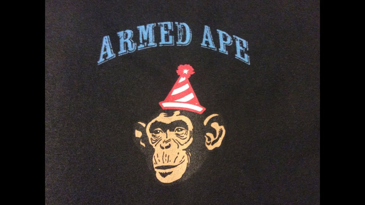 Armed Ape shoutout