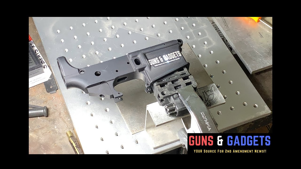 Custom Laser Engraving By The Minuteman Armory