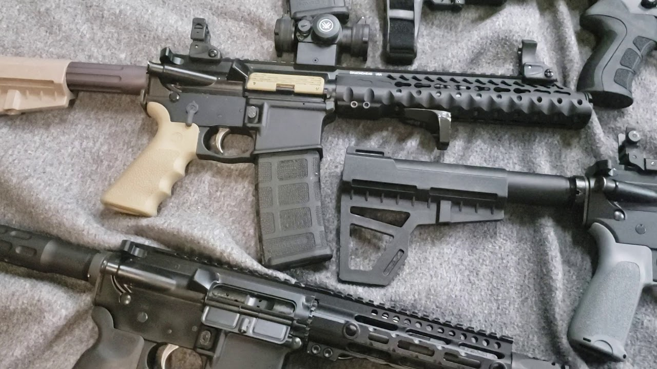 Ar15 collection 2019