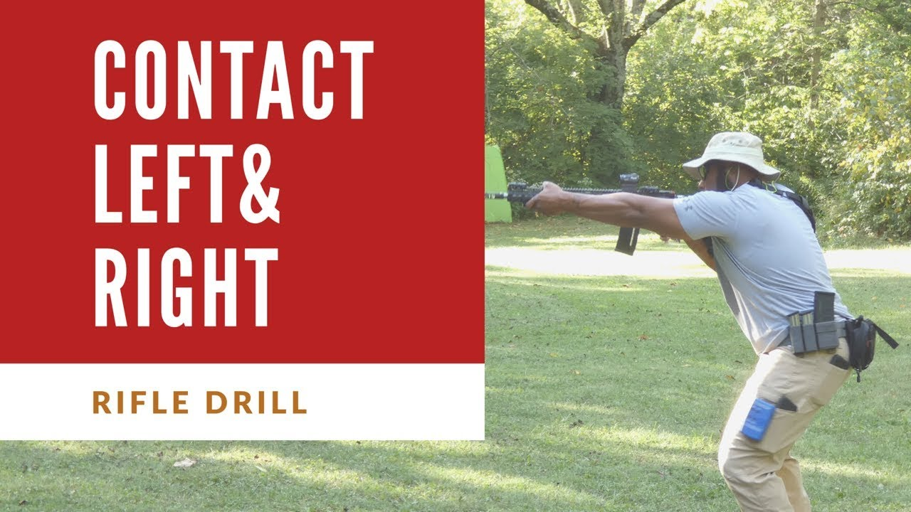 contact left & right drill