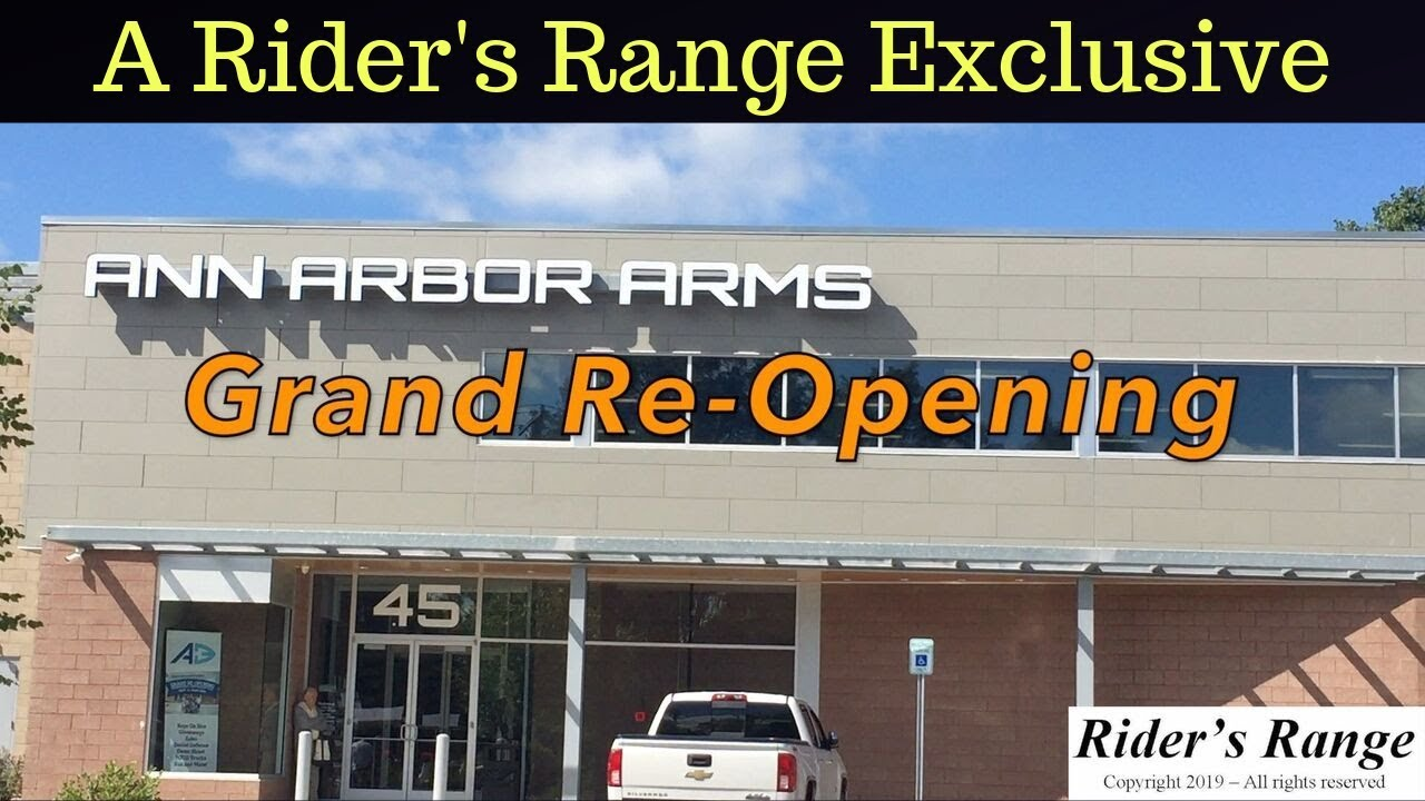 Ann Arbor Arms Grand Re-Opening