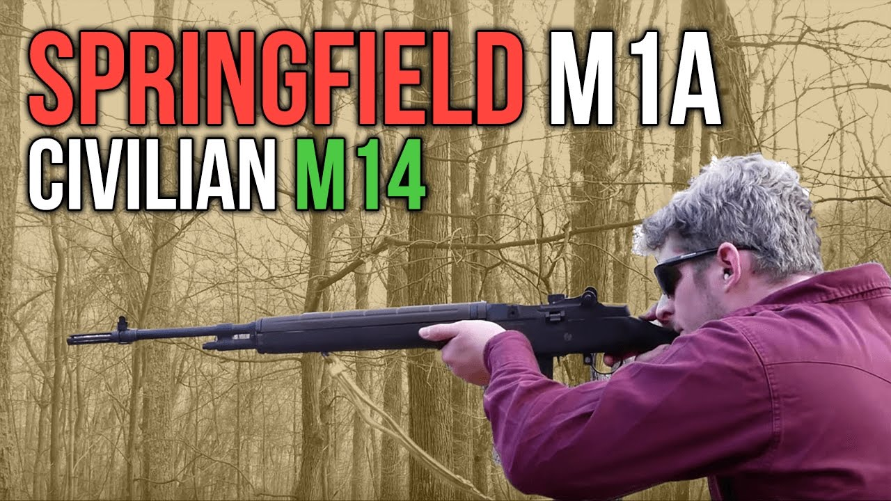 Springfield M1A: An M14 Rifle For The Rest Of Us