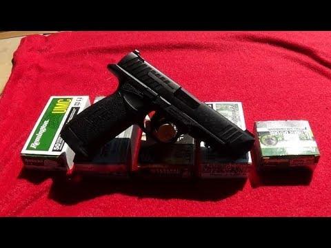 Remington RP9 Test Unedited
