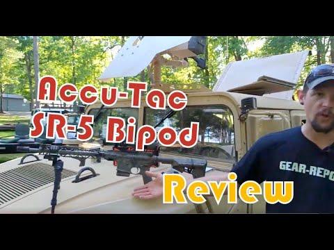 Accu-Tac SR-5 Bipod Review