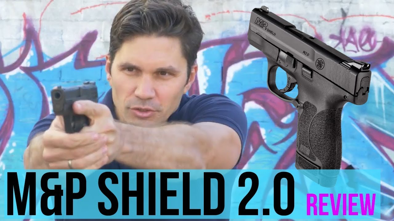The New Smith & Wesson M&P Shield 2.0 Review