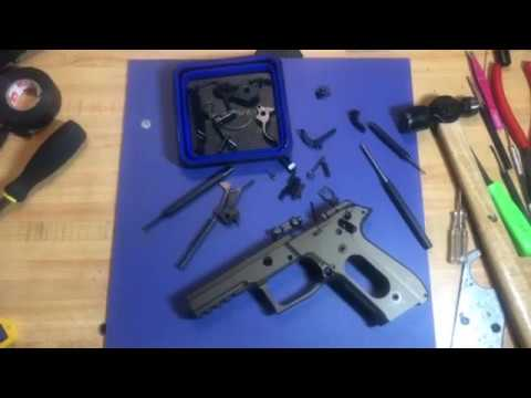 Arex Rex Zero 1 Complete Disassembly/Reassembly Part 1