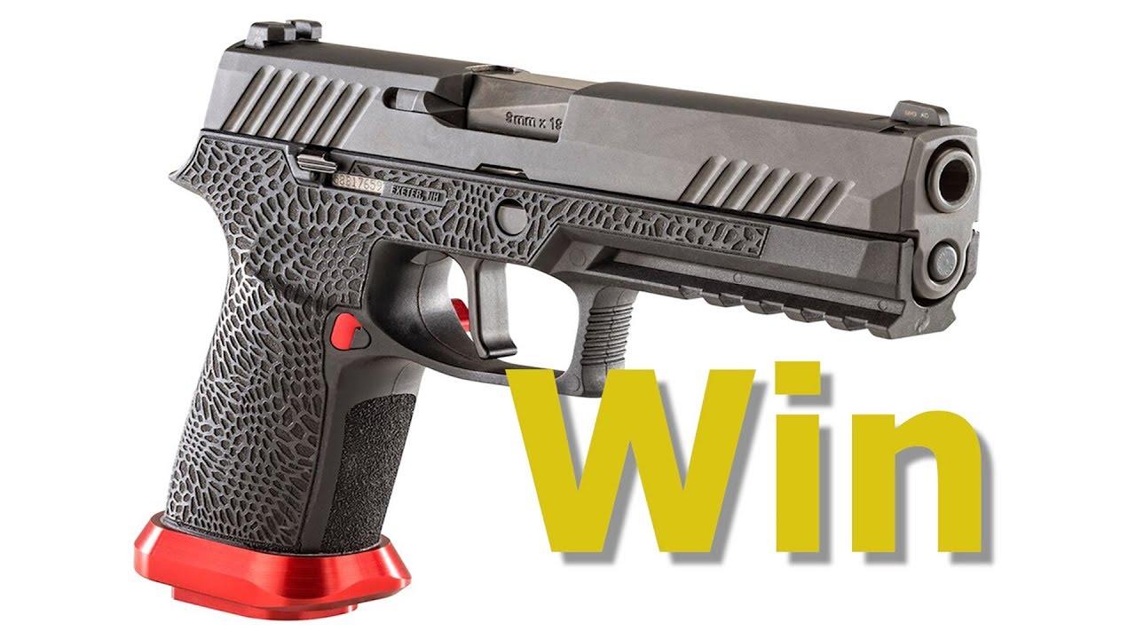Win with Gun Stock Reviews, Springer Precision & Dawson Precision #767