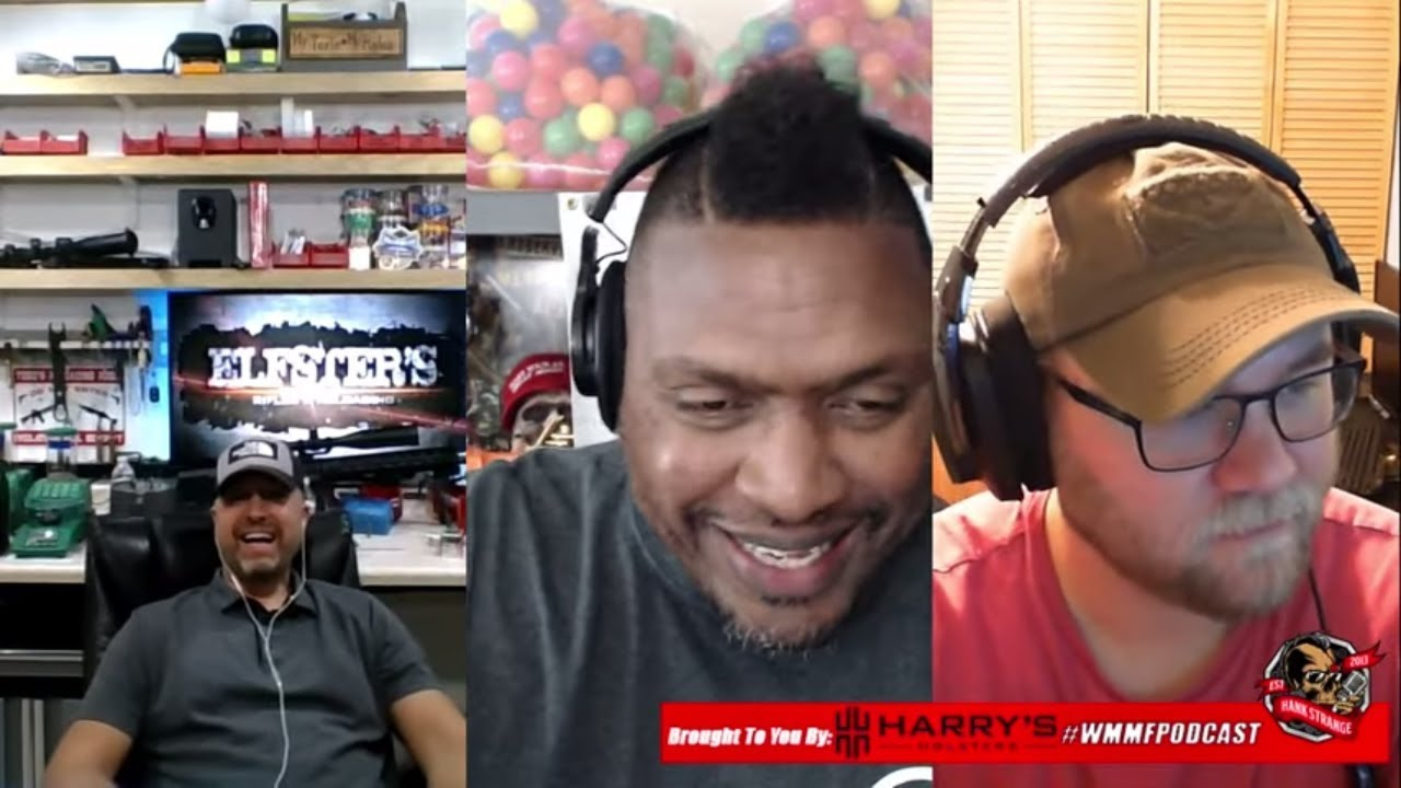 Podcast #454 Reloading 101 With Guest Elfster's Rifles and Baby Face P Hank Strange WMMF Podcast