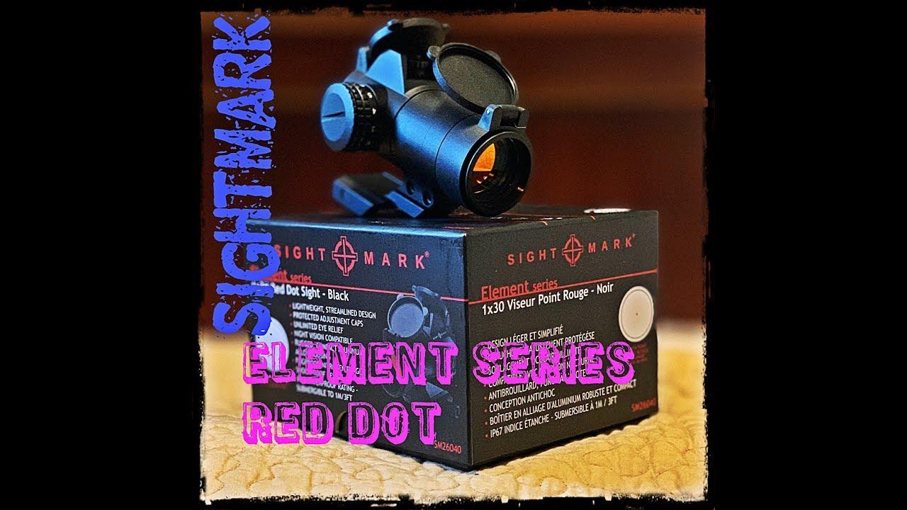Element 1x30 red dot sight | SIGHTMARK