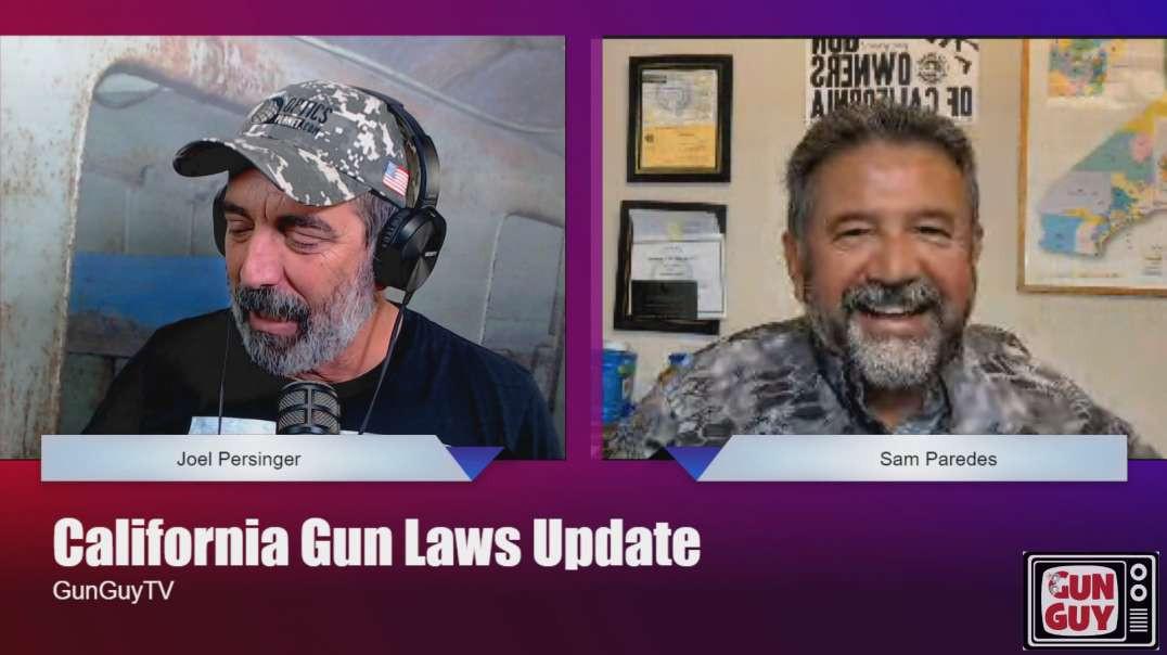 California Gun Law Update with Sam Paredes of GOC