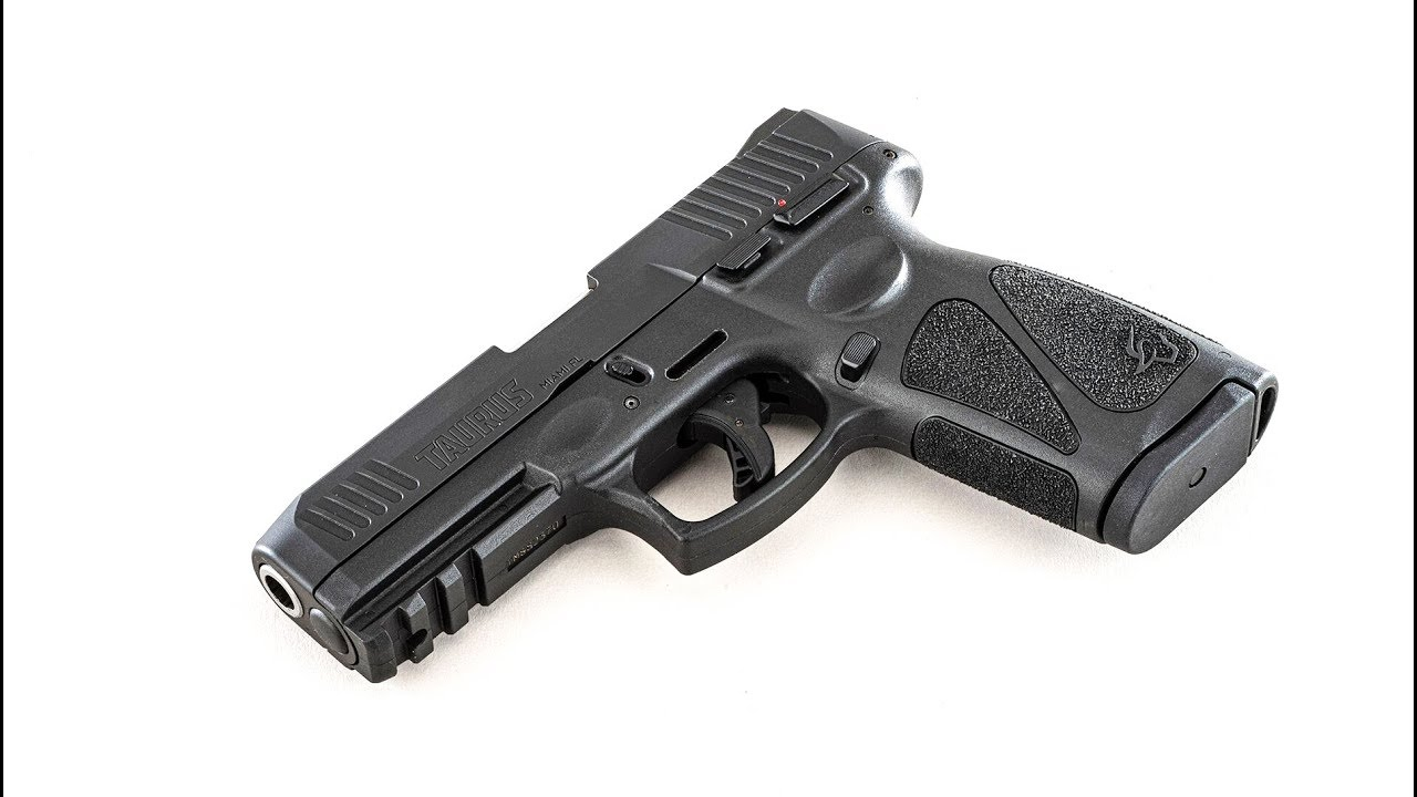 Introduction to the New Taurus G3 9mm