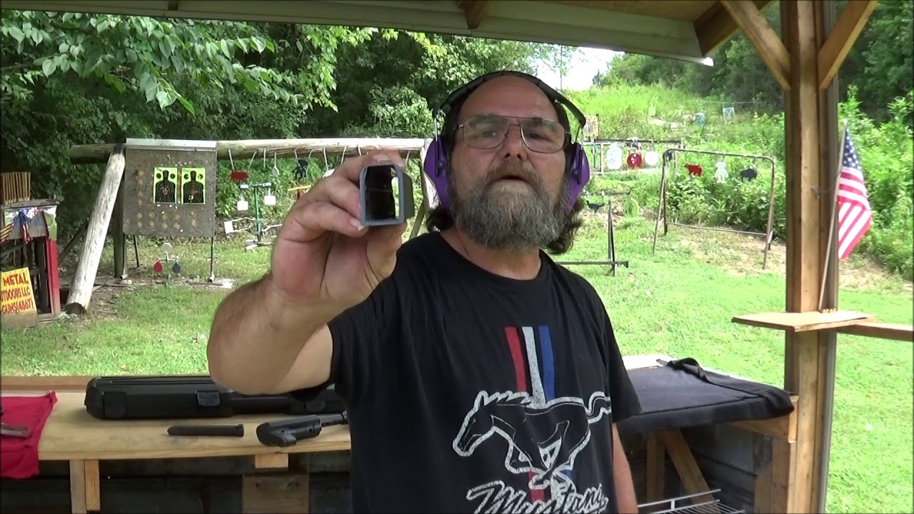 Shooting Comp & Mishaps