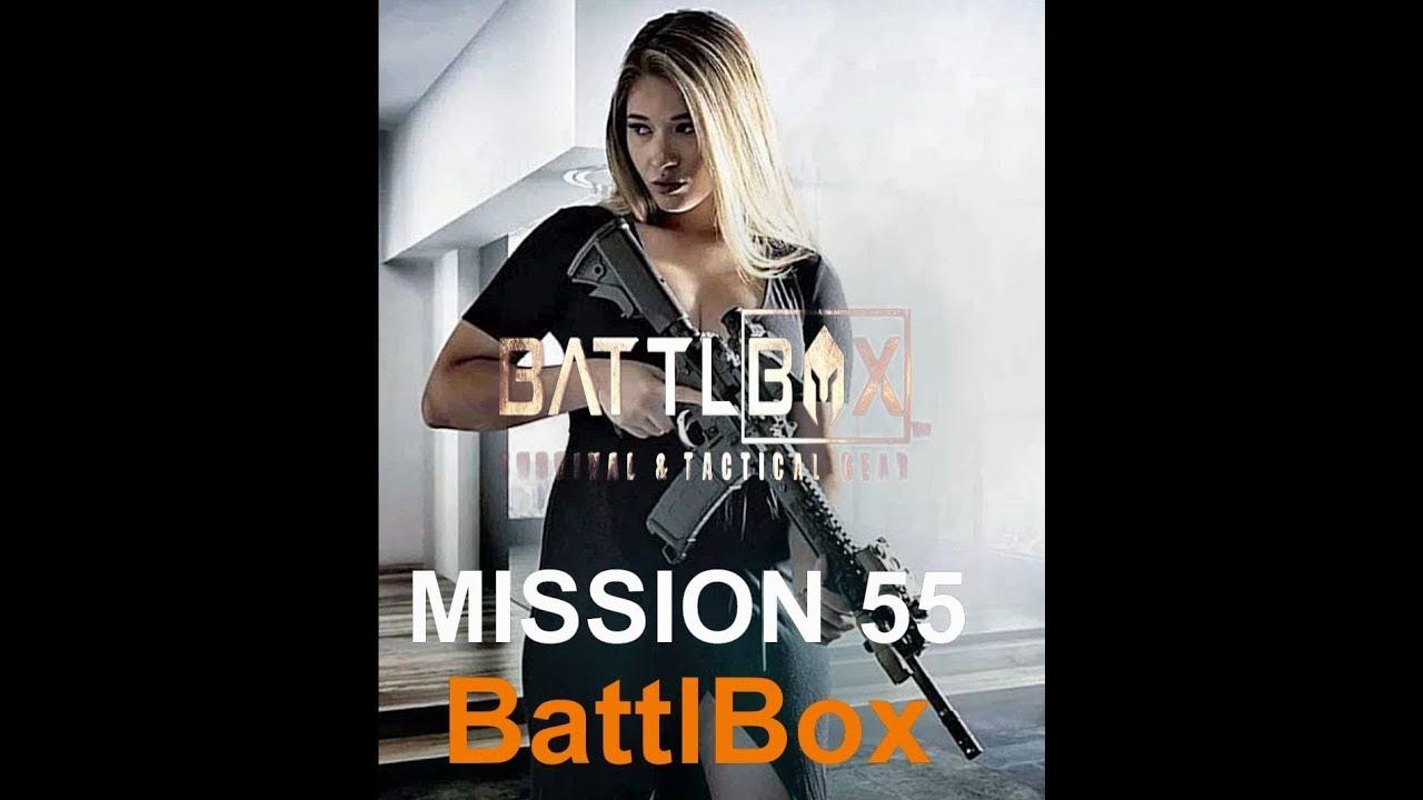 BattlBox Mission 55