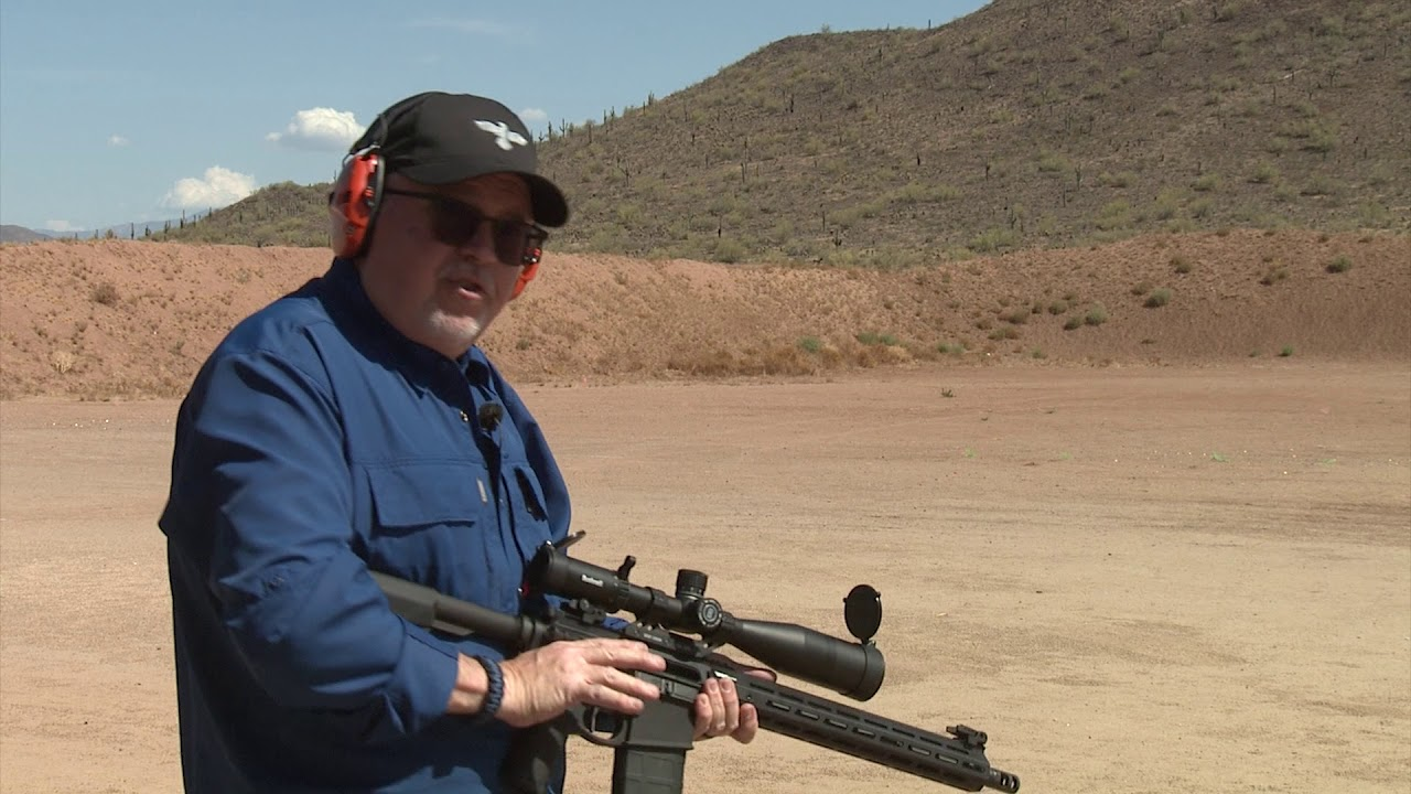 Range Fun with the Springfield Armory Saint Victor .308 AR-10 Rifle #616