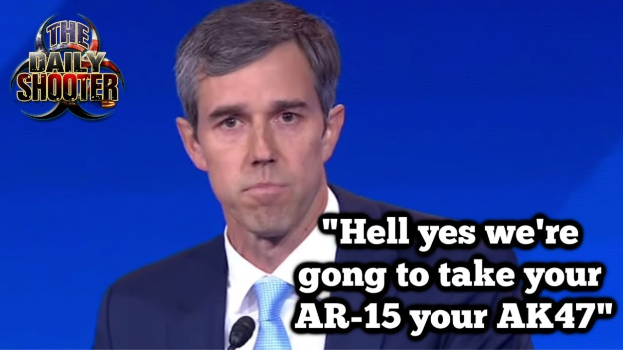 Beto O'Rourke Admits Confiscation Is His Goal