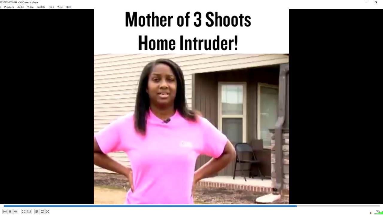 защита дома и детей настоящей женщиной матерью