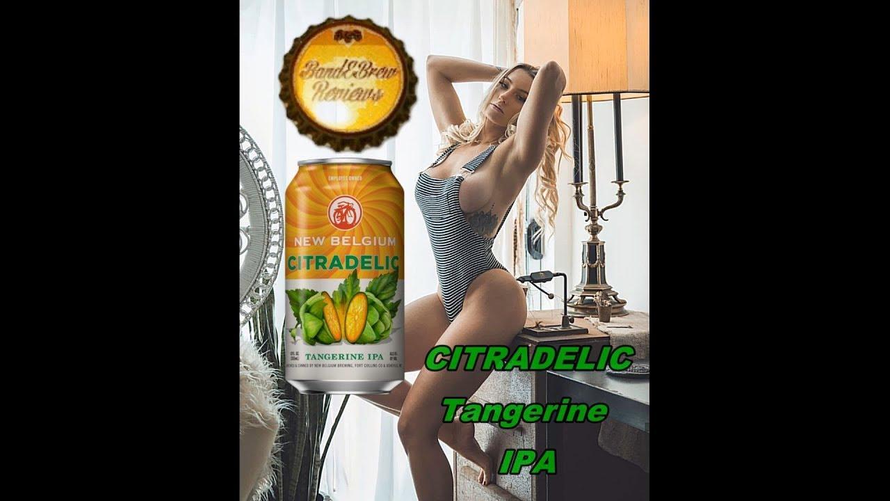 Citradelic Tangerine IPA