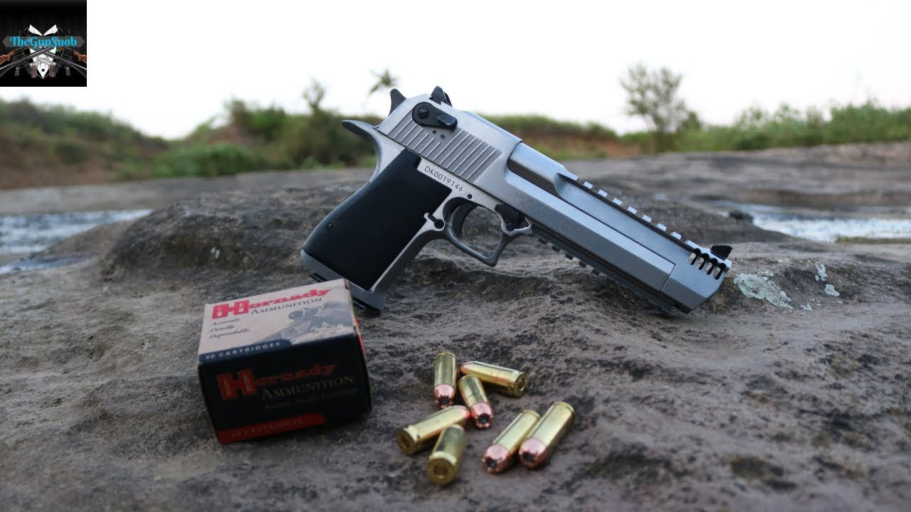 Desert Eagle Mark XIX 50 AE
