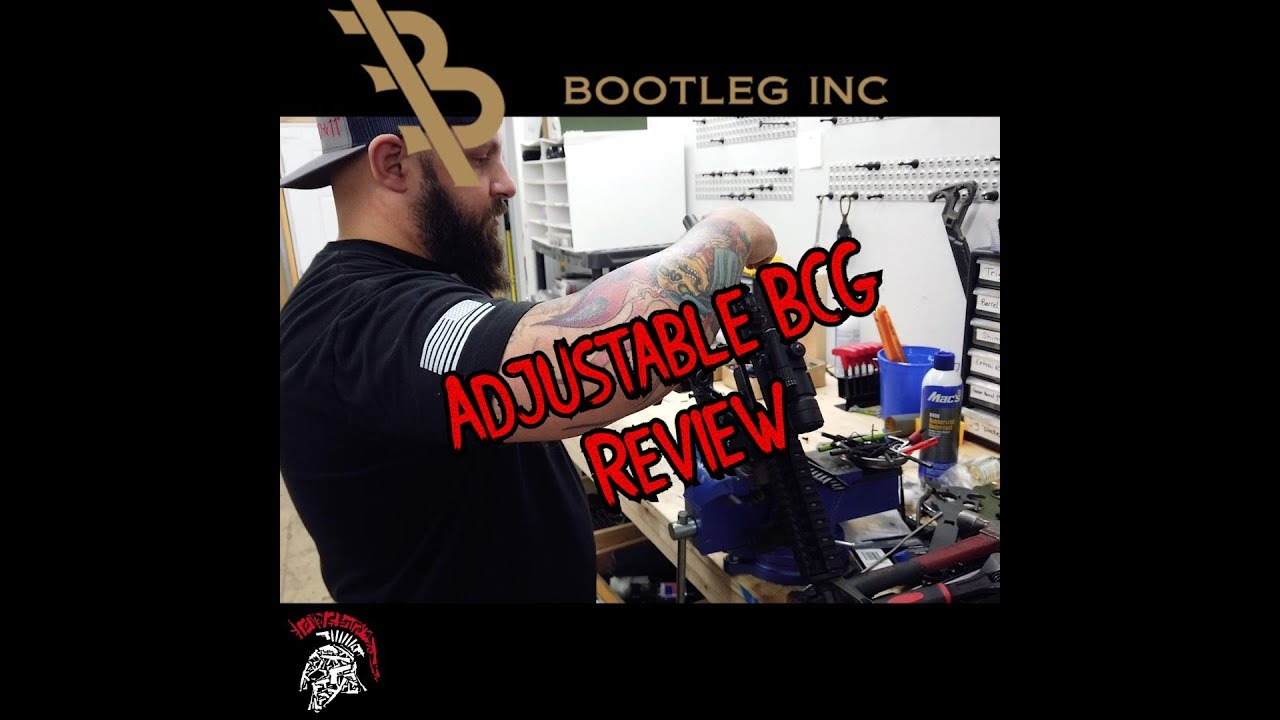 Bootleg Adjustable Gas BCG Resets the GAS GAME?