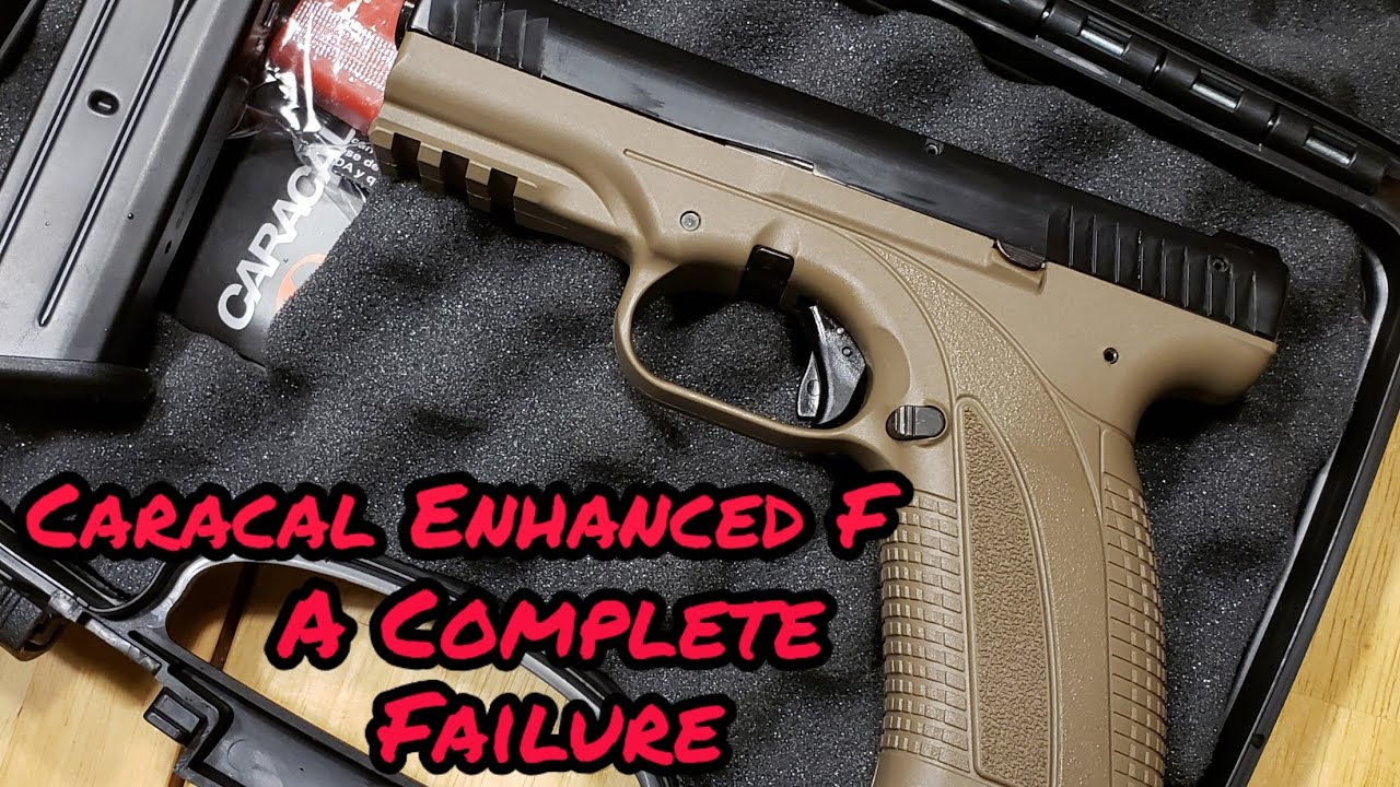 Caracal Enhanced F: An unbelievable failure.