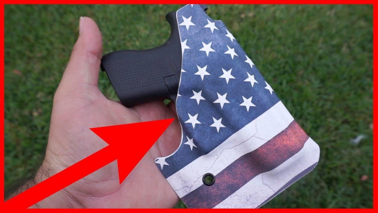 Glock 42 Pocket Carry| Vedder Holsters