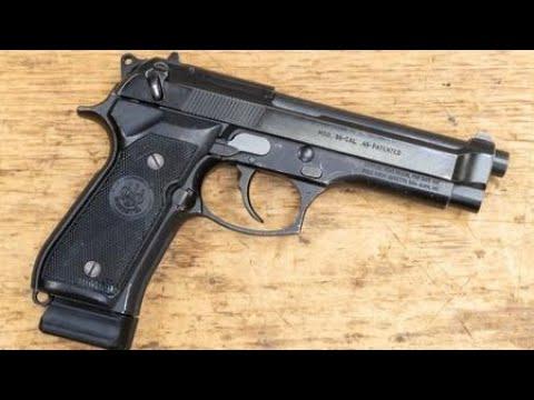 Произведения пистолетного Искусства фирмы Беретта