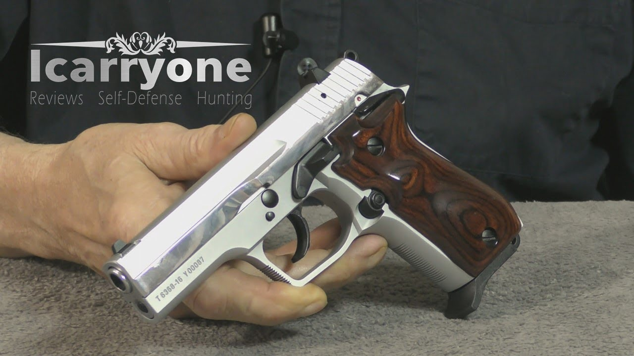 The .380 Auto For Self Defense - Is It Enough?