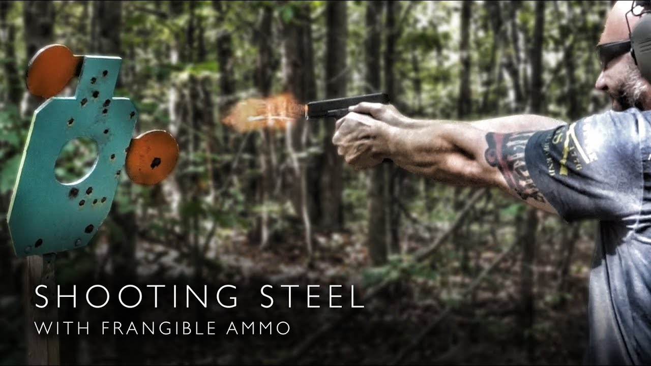 DANGER CLOSE - Shooting Steel