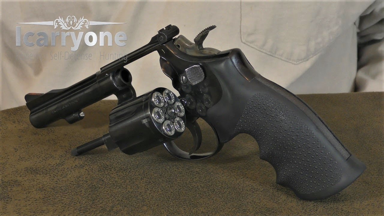 Smith & Wesson K-38 Combat Masterpiece