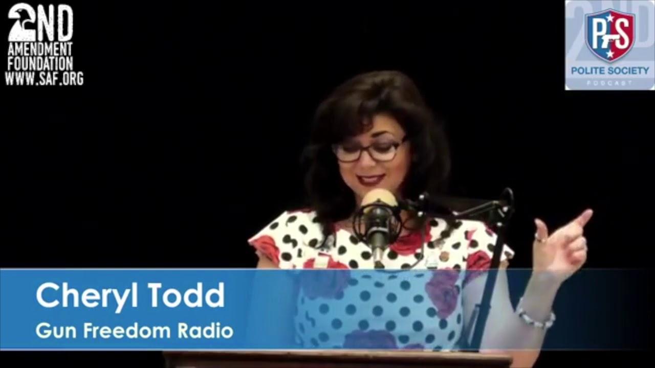 Cheryl Todd GRPC 2019