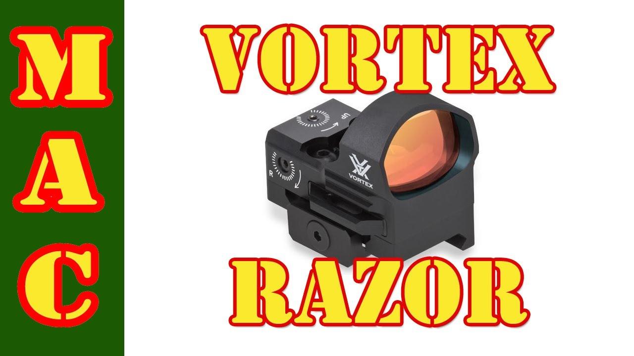Vortex Razor Red Dot Sight