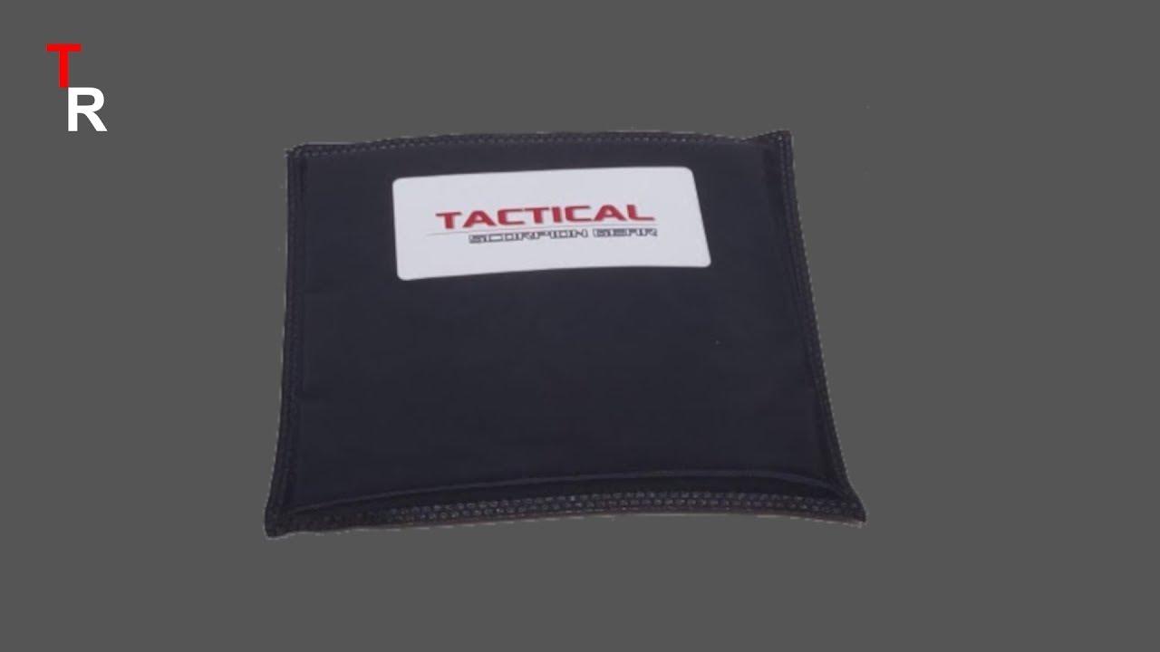 Tactical Scorpion Gear Level 3a Armor test