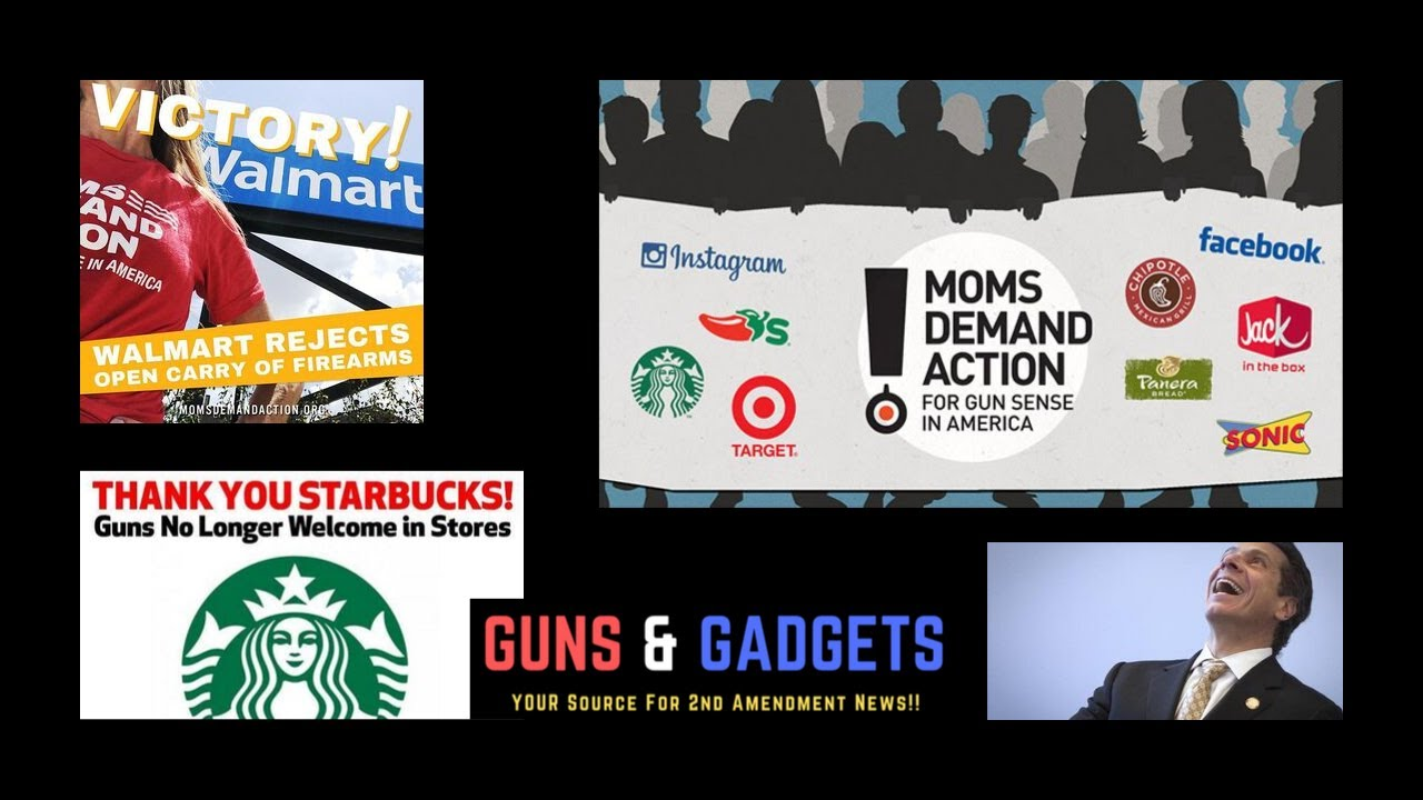 Moms Demand Action Tells How They Are Successful With Gun Control