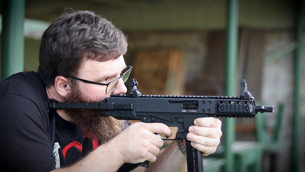 Best Subgun on the Market?! B&T GHM9