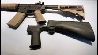ATF Admits No Legal Authority For Bump Stock Ruling