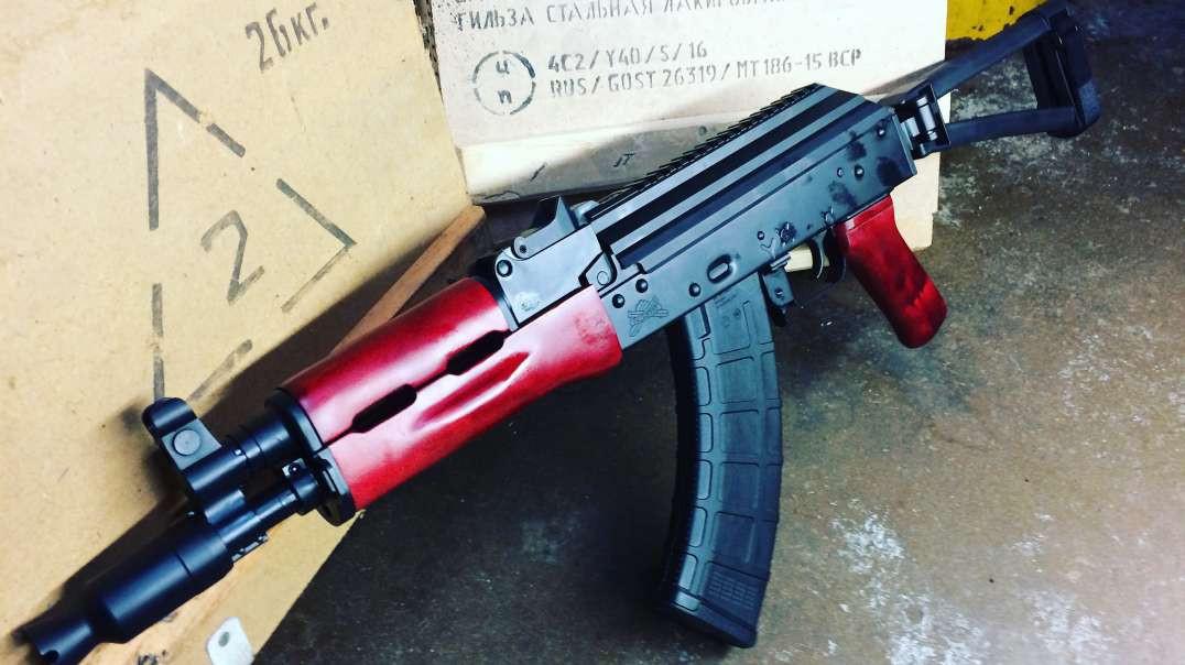 Palmetto State Armory AK-P7 GF3