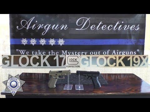 Glock 17 vs the