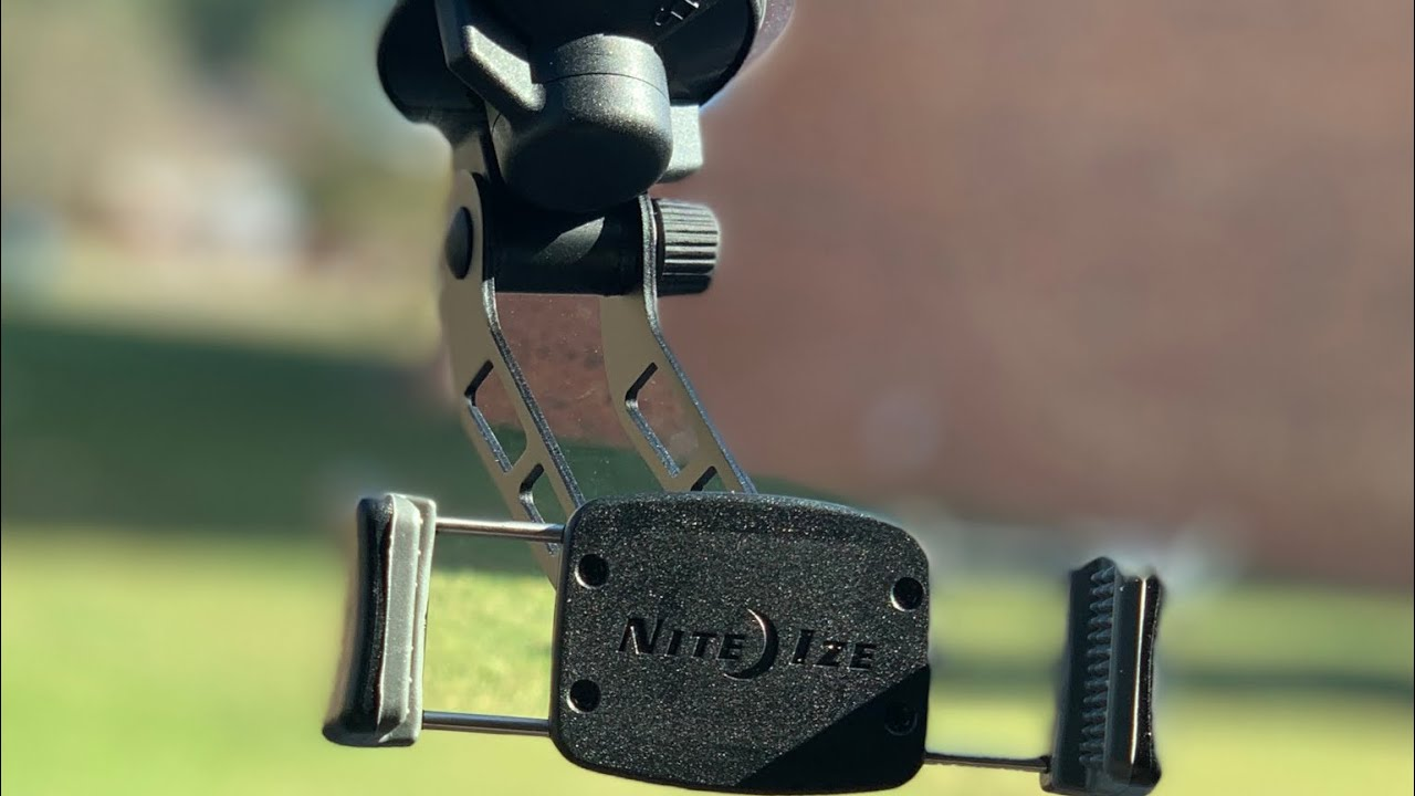 Steelie FreeMount Winshield Kit | Niteize