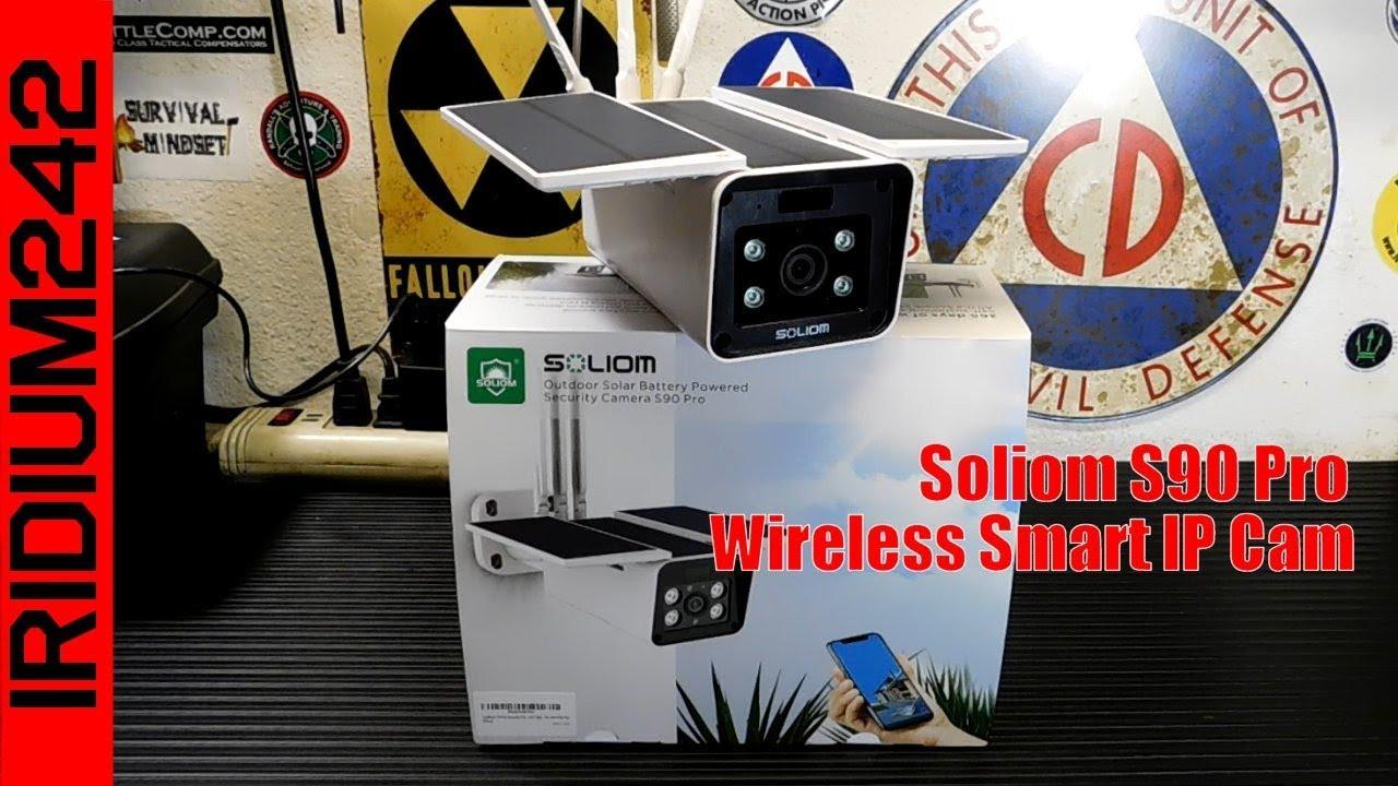 Prepper Security: Soliom S90 Pro IP Camera