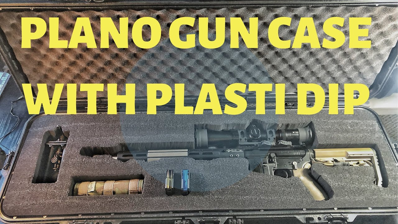 Plano All Weather Gun Case | AR15 Case