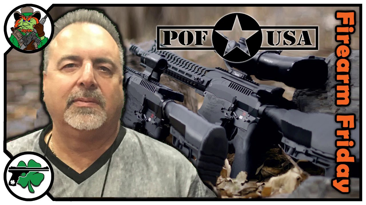 Patriot Ordnance Factory POF-USA Frank DeSomma On Firearm Friday