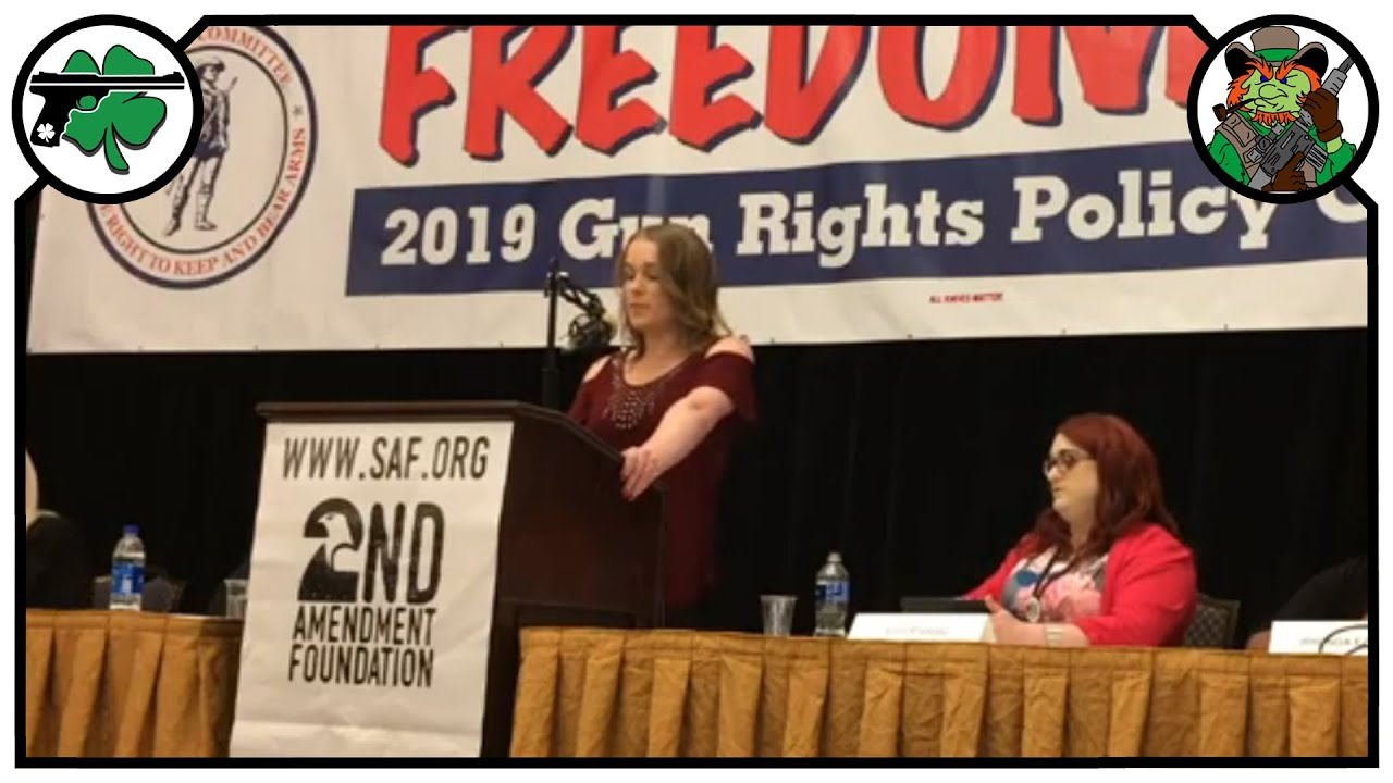 Hyper Partisanship - Piper Smith Armed Equality - GRPC 2019