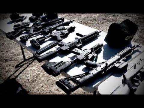 Pistol Caliber Carbine Extravaganza Range Day
