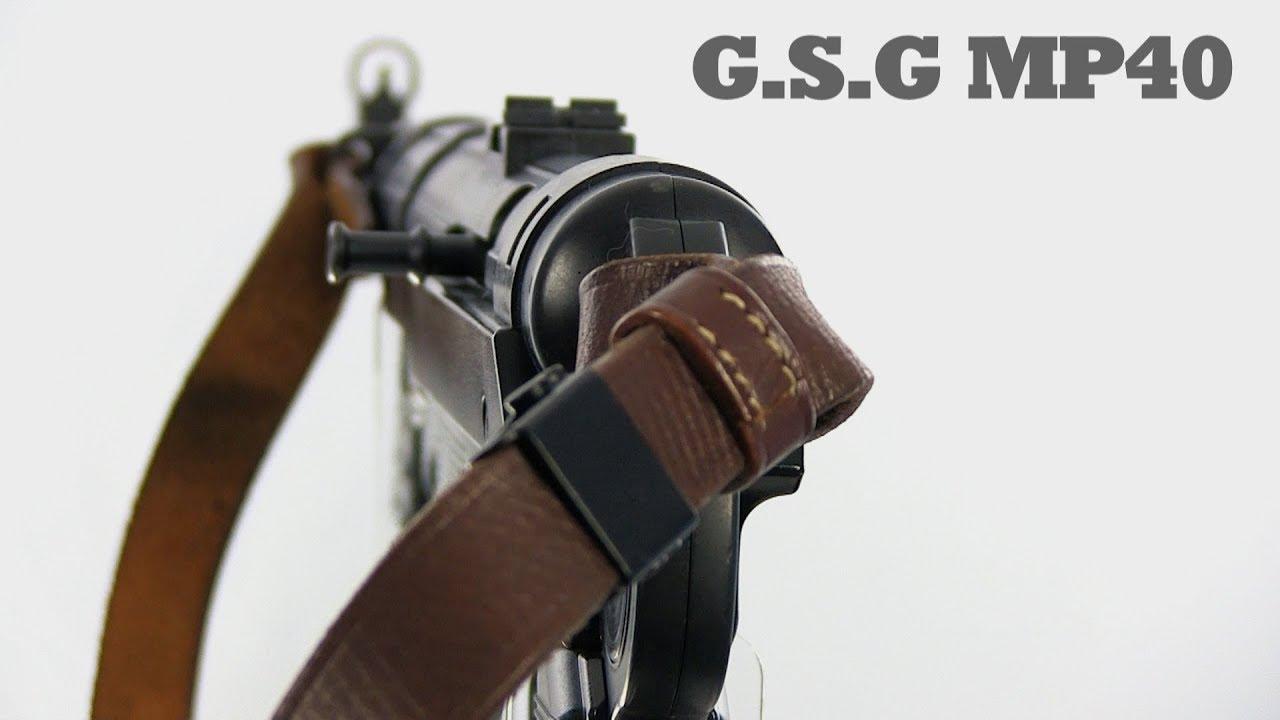gsg mp40 review
