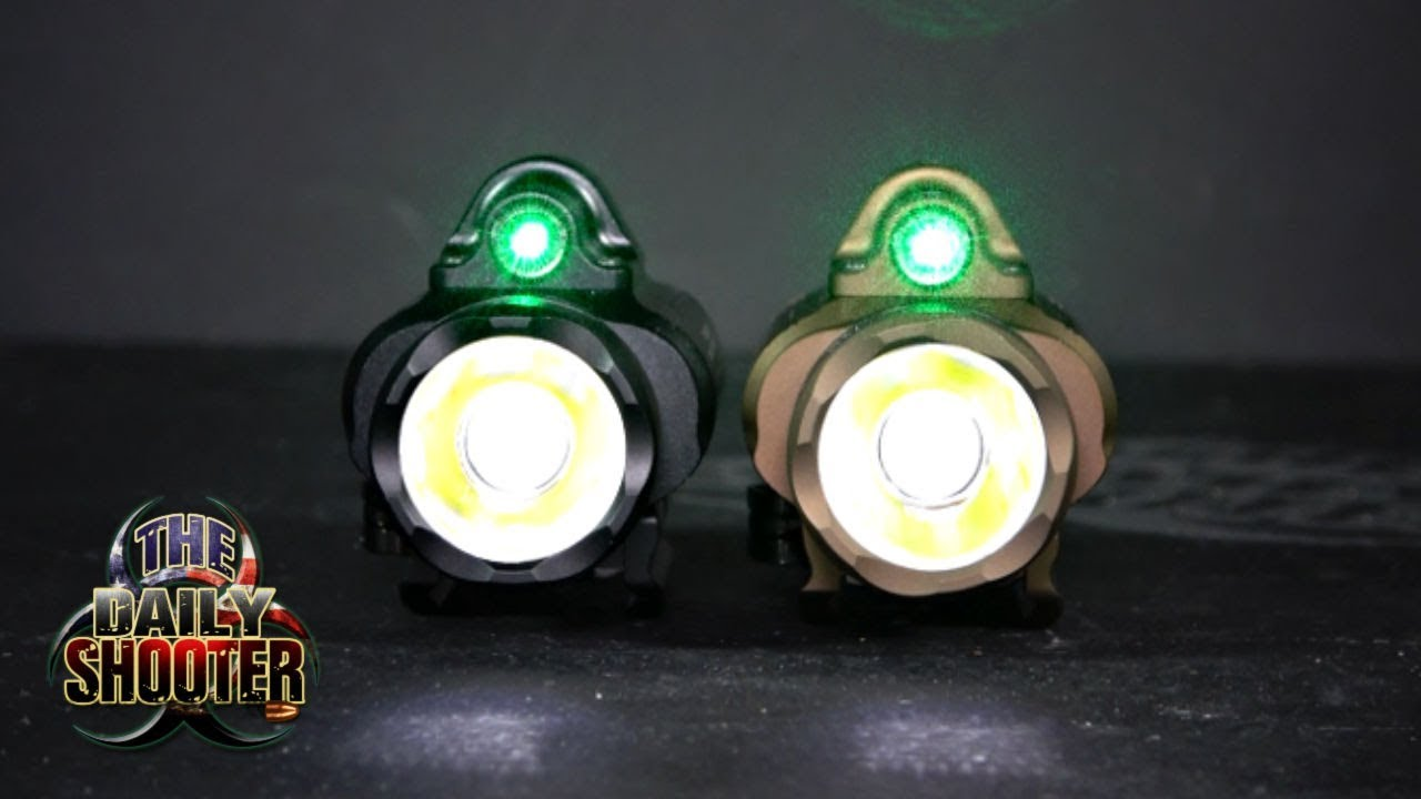 Olight Flash Sale New Green Light Lasr Combo