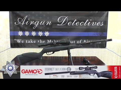 Gamo Hornet Maxxim IGT CAT .177 Air Rifle