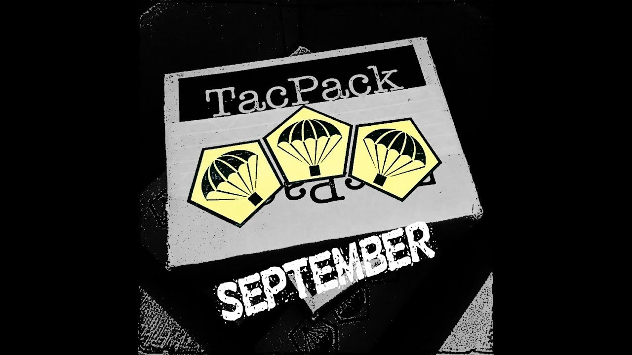 SEPTEMBER TAC PACK REVIEW