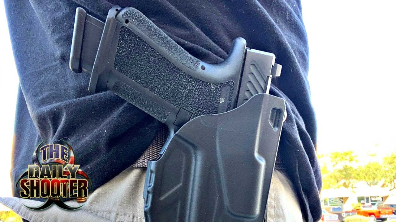 Open Carry & Holster Selection, Legal To Carry On The Strip?