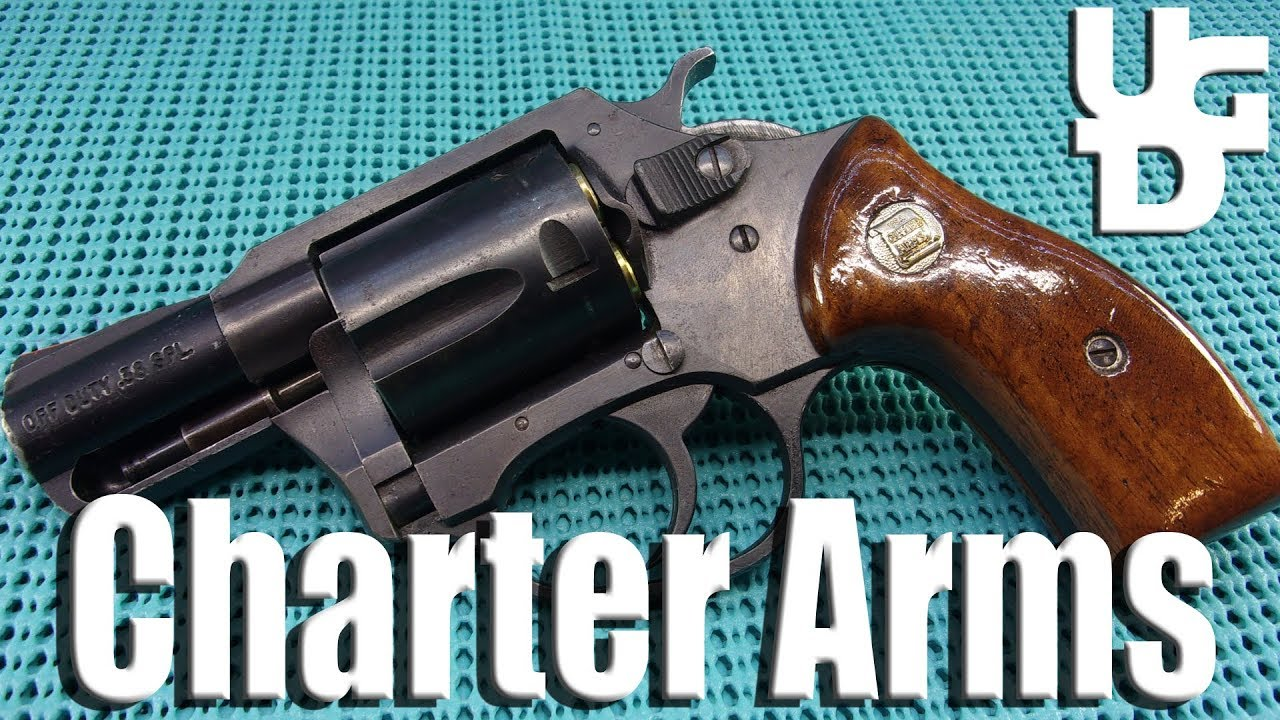 Charter Arms Off Duty 38 Special Range Review